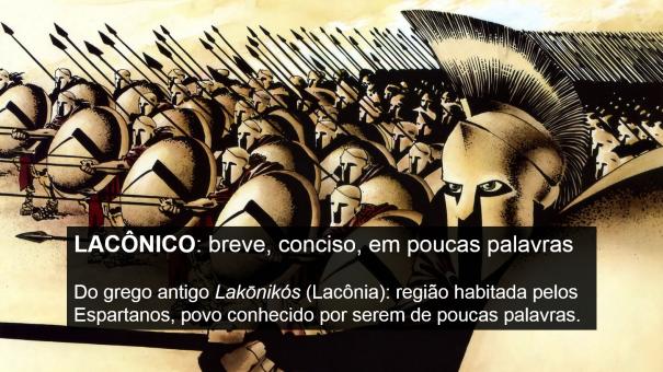 Lacônico