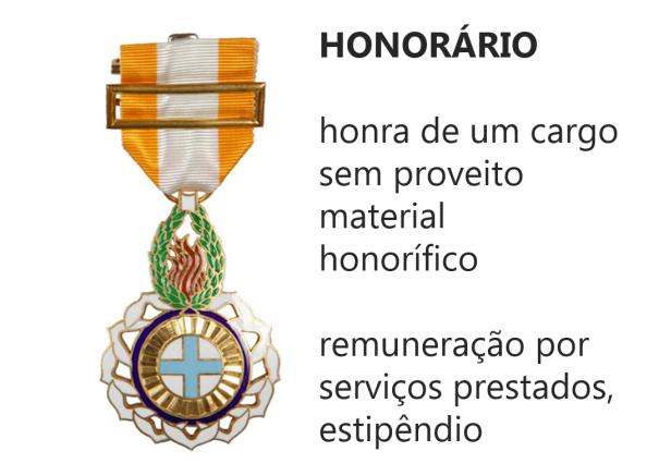 honorário
